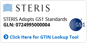 STERIS Declares GLN Readiness
