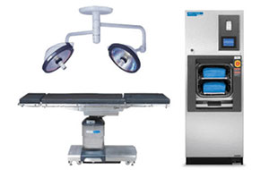 Certified Pre-owned Hospital Equipment