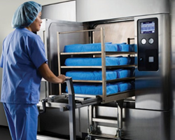 Steam Sterilization for Medical Equipment