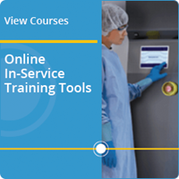 Online In-Service Training Tools