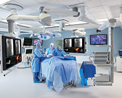 Operating Room Integration System