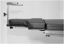 surgical table headrest