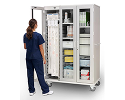 Operating Room Storage Cabinet