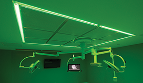 CLEANSUITE Ceiling System