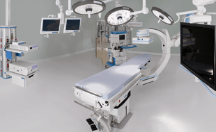 Rely on STERIS's Surgical Solutions to keep you at the forefront of Hybrid Suite Design.