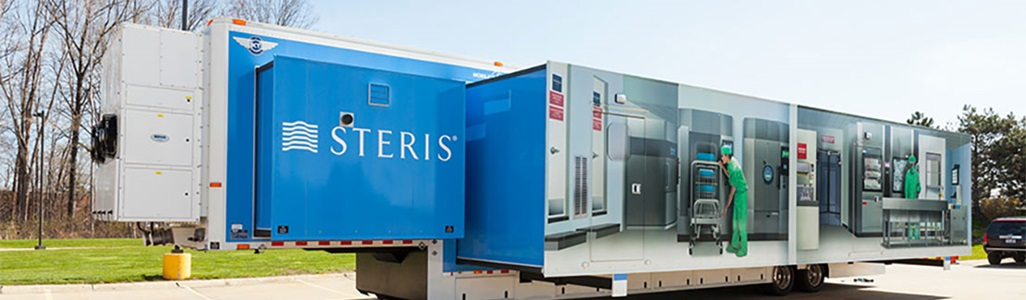Mobile Sterile Processing - Mobile Sterilization Solutions | STERIS