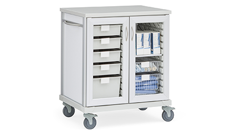 ROAM Mobile Supply Carts