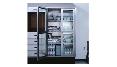 amsco® operating room storage console