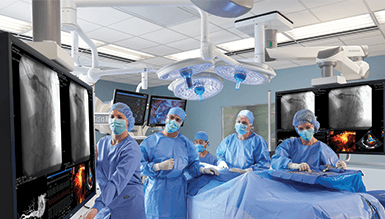 Integrated Operating Room