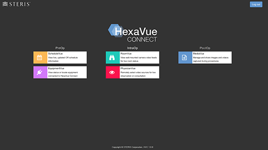 HexaVue Connect Software