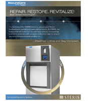 Steam Sterilizer Revive Program