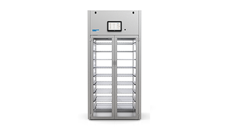 Sterilization drying cabinets dry heat- and moisture-sensitive devices