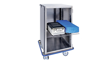 Surgical Instrument Case Carts