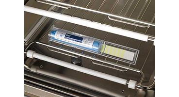 Dart Daily Air Removal Test used in prevacuum steam sterilizers