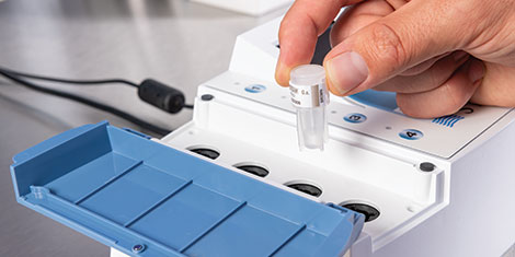 VERIFY Incubator for Assert Self-Contained Biological Indicators