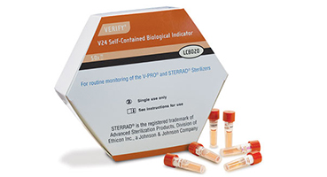 VERIFY V24 Self-Contained Biological Indicator