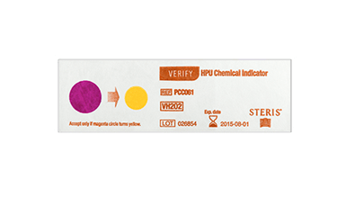 VERIFY HPU Chemical Indicator