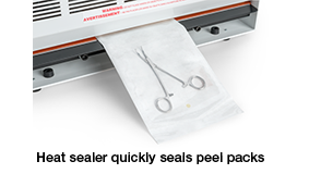 Vis-U-All Low Temperature Sterilization Pouches and Tubing