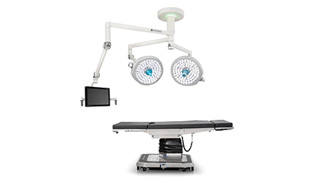 HarmonyAIR E-Series Surgical Lighting System