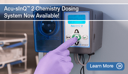 Acu-sInQ 2 Chemistry Dosing System Now Available!