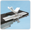 Disposable Sterile TKR Boot Liners