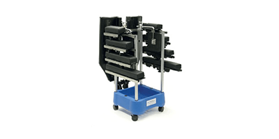 Bariatric Accessory Cart