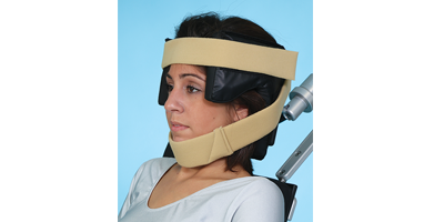 Disposable Head & Chin Restraint Straps for Shoulder Chair