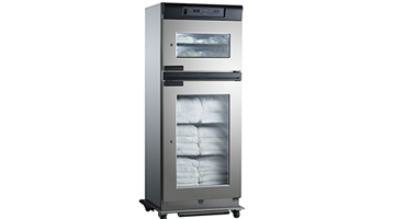 Dual Glass Closed Warming Cabinet