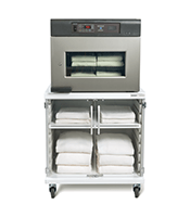 Mobile Cart for Single Compartment Warming Cabinet