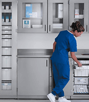 Operating Room Storage Solutions