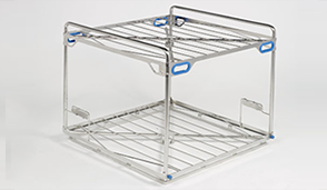 Two Level Vision Manifold Rack