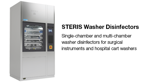 STERIS Washer/Disinfectors