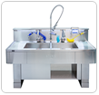 Decontamination Sinks