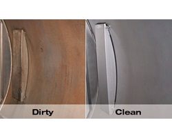 Comparison: Dirty vs. Clean (DIRTY)