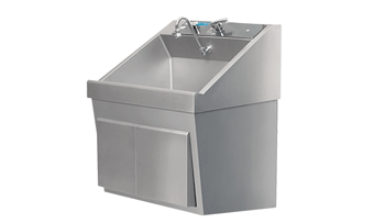 STERIS scrub sink eligible for SecureCare Revive Program.