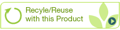 Recycle or Reuse With This Product - STERIS Stewardship