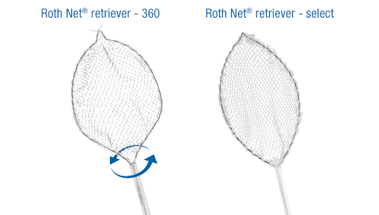 Roth Net Tissue Retrievers