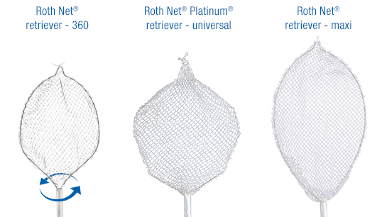 Roth Net Foreign Body Retrieval Devices