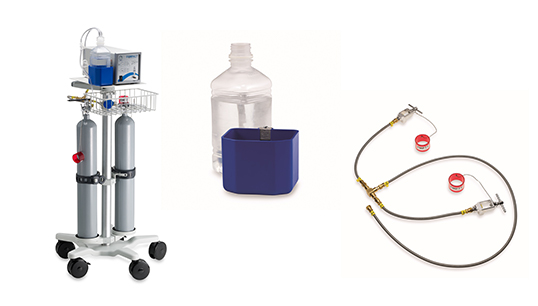 CO2 insufflation accessories