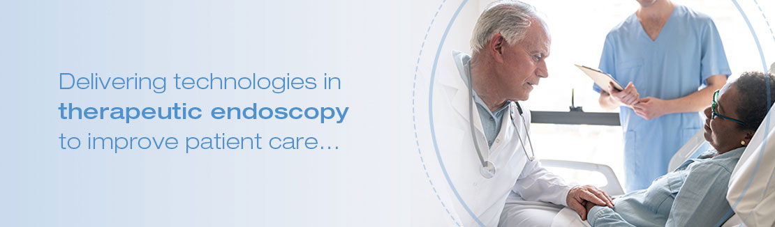 Delivering technologies in therapeutic endoscopy to improve patient care...