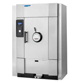 AMSCO 400 Series Medium Sterilizer with Manual hinged door