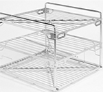 Three level Vision manifold rack
